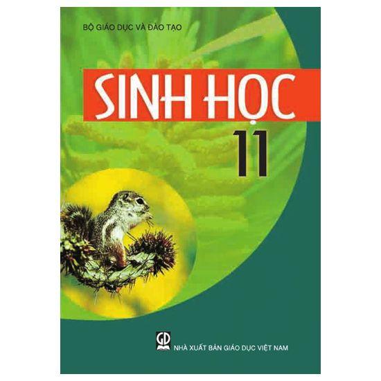 Sách Giáo Khoa Sinh Học Lớp 11
