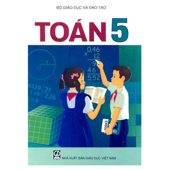 Sách Giáo Khoa Toán Lớp 5