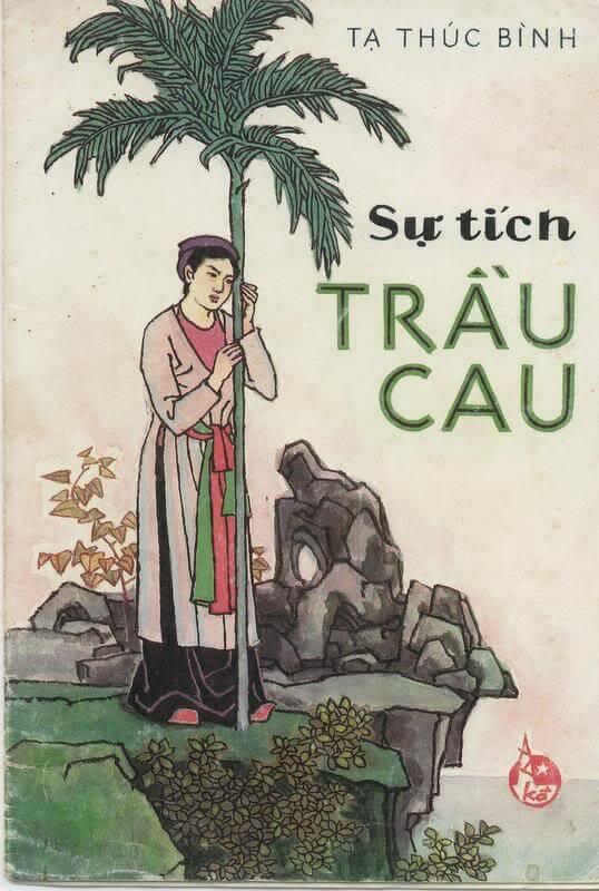 Sự tích trầu cau – Truyện Cổ Tích Việt Nam