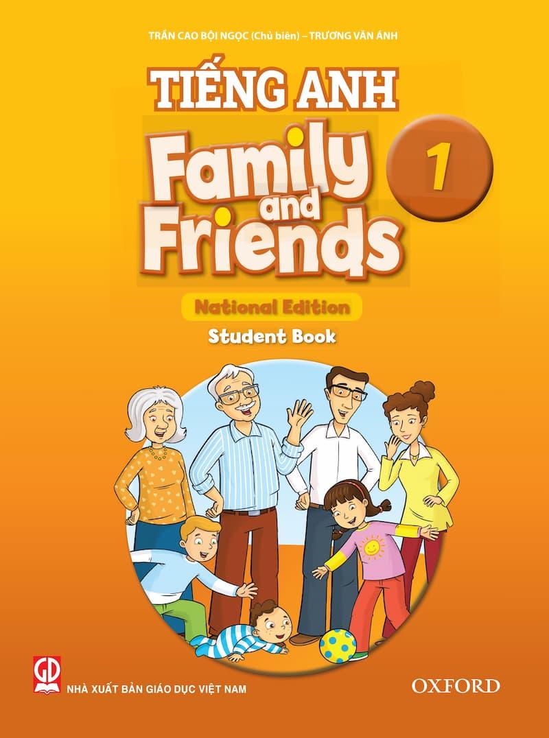 Sách Family And Friends 1 Student Book - Chân Trời Sáng Tạo